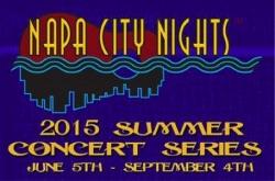 napa city nights concert series